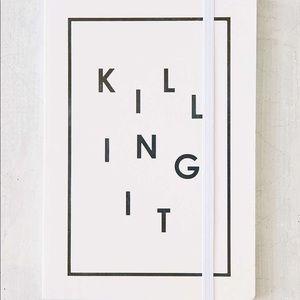 """NEW """"Killing It"""" Journal"""